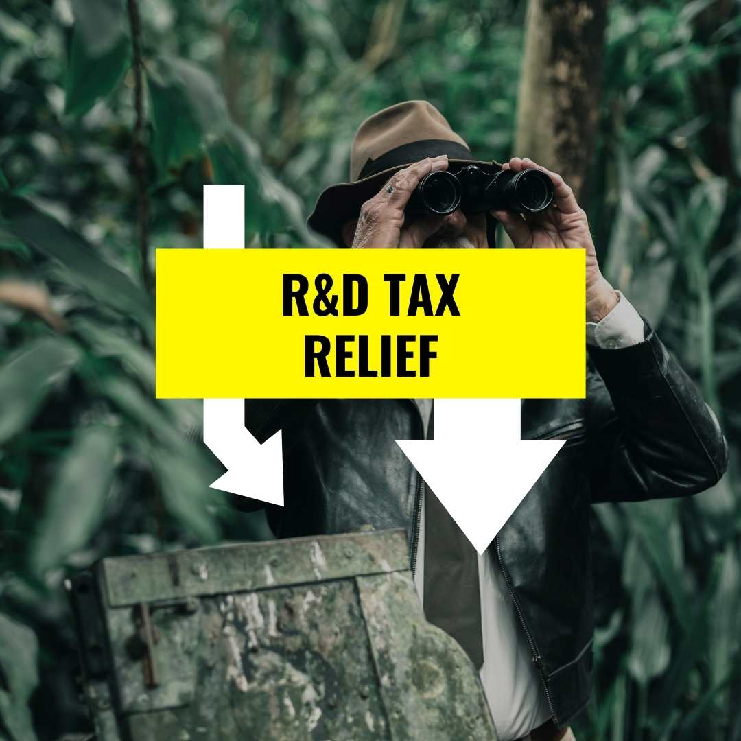 RESEARCH AND DEVELOPMENT TAX RELIEF, Optimal compliance